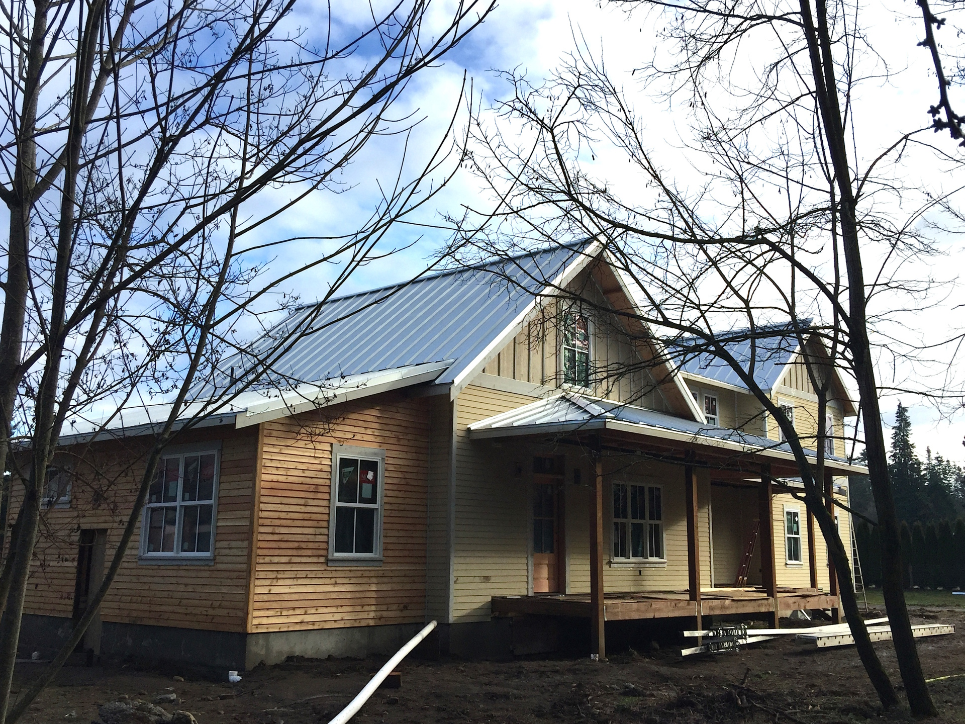 Metal Roofing Contractor Serving Edgewood, WA