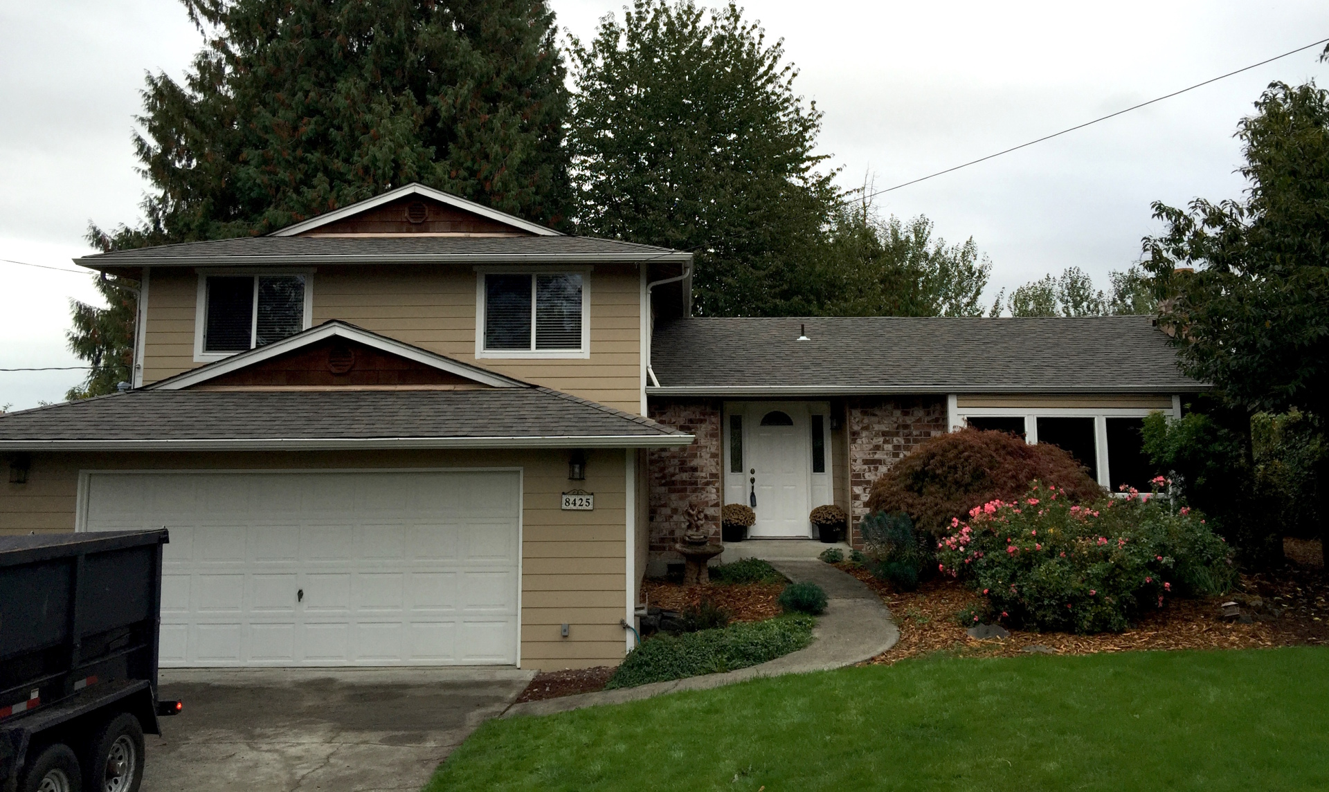 Residential Reroof Contractor in Puyallup, WA